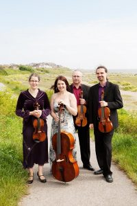 String quartet | Stumpy Oak ceilidh band